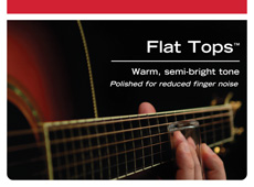 D'Addario Fretted Acoustic Strings → Package Design → more…