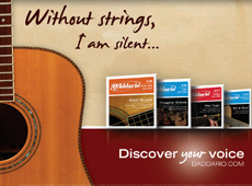 "D'Addario → ""Discover Your Voice"" Advertising Campaign → more…"