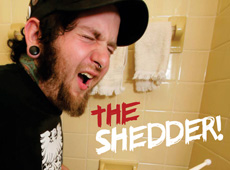 """HQ – """"The Shedder"""" Advertising Campaign → more…"""