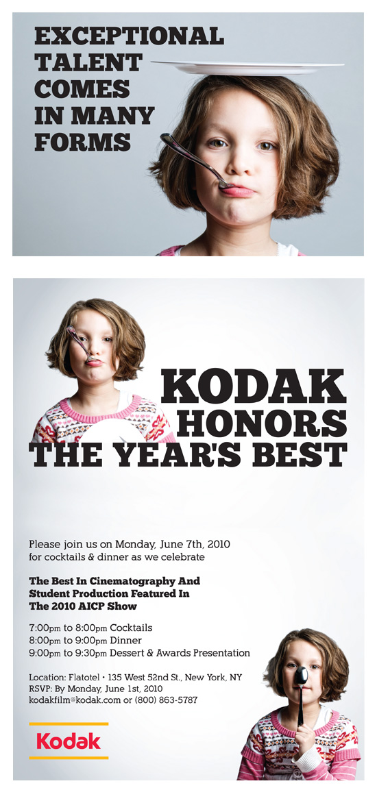 Kodak Invitations & Event Guides → more…