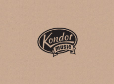 Kondor Music → Identity Design → more…