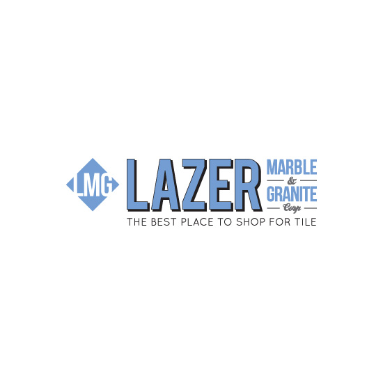 Lazer Marble & Granite → Logo Design → more…