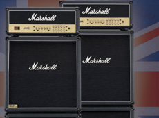 Marshall Amps → JVM Series Launch Campaign → more…