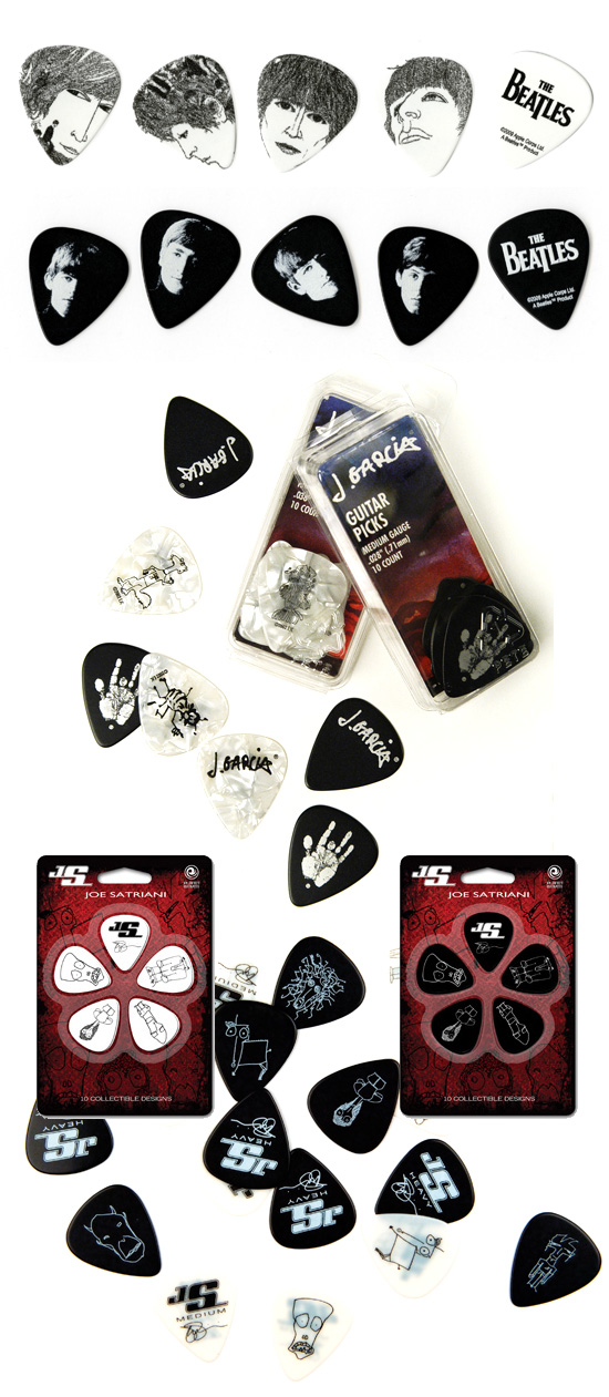 Planet Waves → Assorted Guitar Picks → more…