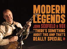 Vox → John Scofield Advertising Campaign → more…