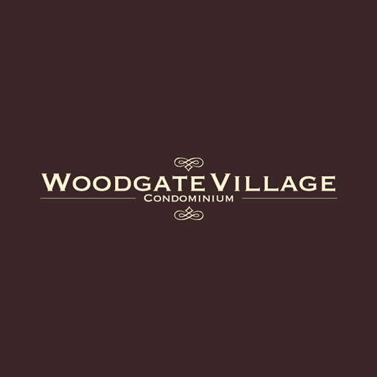 Woodgate Village Condominium → Logo Design → more…