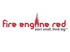 Fire Engine Red → Logo Design → more…