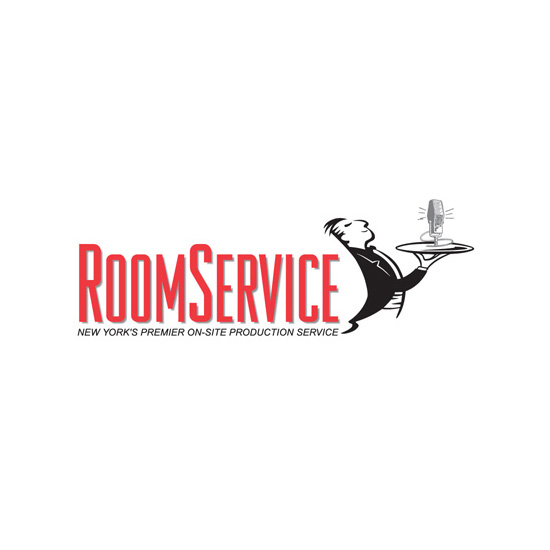 Roomservice Audio → Logo Design → more…