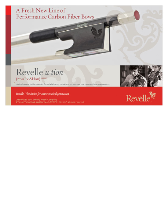 Revelle → Brand Launch → Print Ad → more…